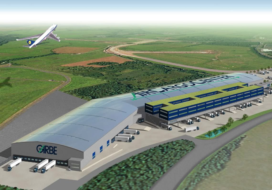 AXXUS Capital airport project